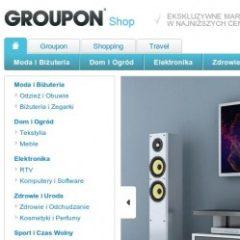 Nowa usługa Groupona – Groupon Shop