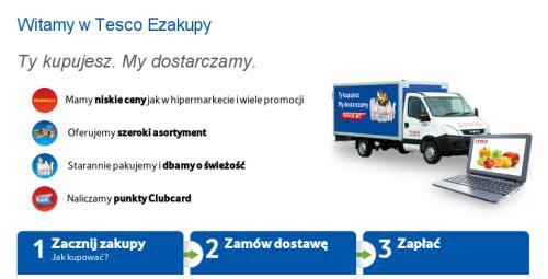 ezakupy TESCO