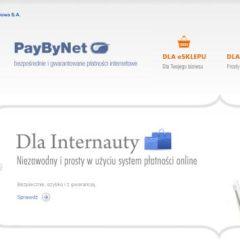 PayByNet wkracza w świat e-commerce