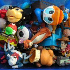 Bezpieczne zabawki wg. Inspekcji Handlowej