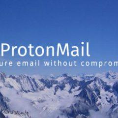 PayPal blokuje czasowo ProtonMail