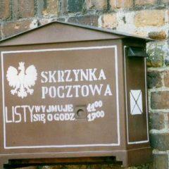 Konkurs na operatora pocztowego