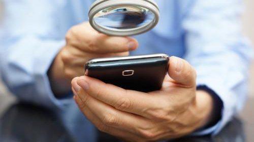 Udział mobile w handlu online [2018]