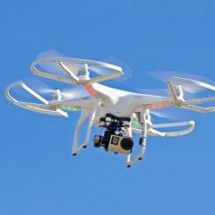 Amazon – dostawy dronem