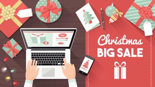 świąteczne zakupy online