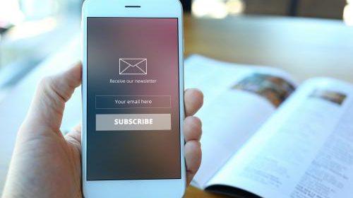 Newsletter sklepu online a prawo